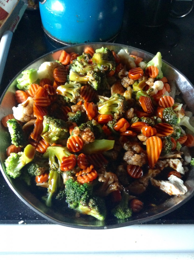 food blog stir fry