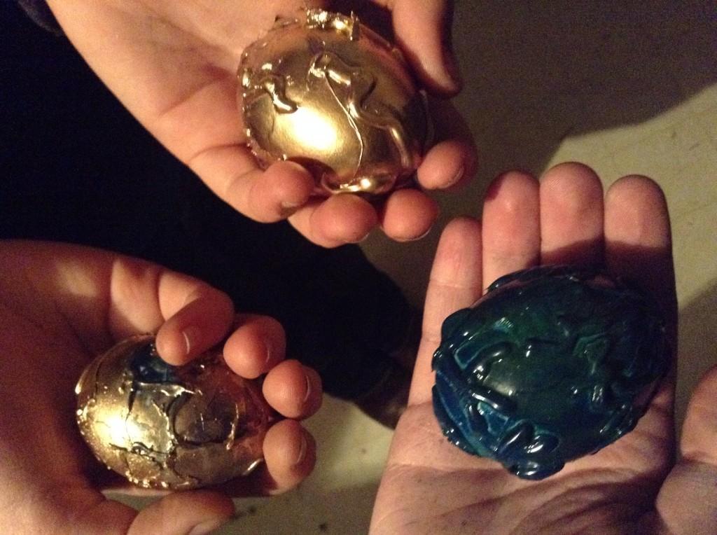 food blog dragon eggs