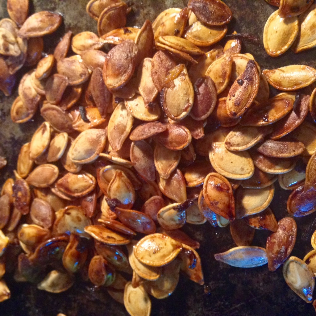 food blog pumpkin seeds