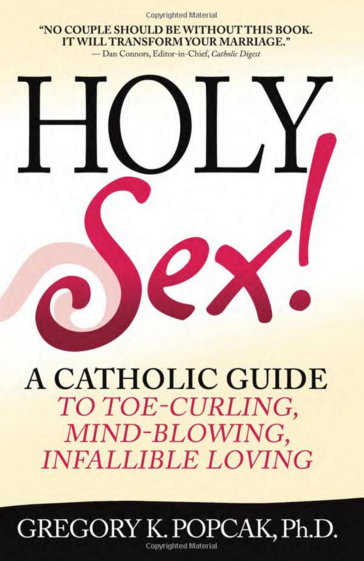 holy sex cover