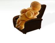 venus of armchair