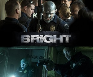 Netflix original Bright is definitely going to be interesting. I sure hope it'll be good.