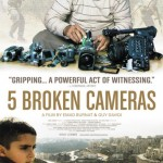 """5 Broken Cameras"" wants to inspire"