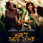 Won't Back Down + The Bourne Identity + Sparkle
