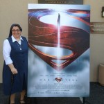 "Superman is coming in ""Man of Steel"" – scenes from the press day on May 31"