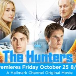 """The Hunters"" Hallmark Channel's family night but I don't like violence to solve problems, even with faux weapons"