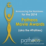 "Vote for your favorite 2013 movie, star, director at ""Reader Selection Award"" at Patheos"