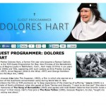 "Mother Dolores Hart to host TCM tonight: ""Lisa"", ""Laura"", ""The Song of Bernadette"" and ""The Rose Tatoo"""