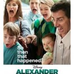 'Alexander and the Terrible, Horrible, No Good, Very Bad Day' refreshing, sweet