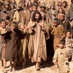 "Haaz Sleiman, center, in ""Killing Jesus"" (CNS/Courtesy National Geographic Channels/Kent Eanes)"