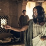 "Juan Pablo Di Pace as Jesus in ""A.D. The Bible Continues"" (CNS/Courtesy Arenas Group)"