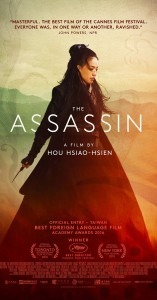 'The Assassin' is a stunning martial arts with a female hero