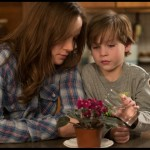 "Brie Larson and Jacob Tremblay, in a scene from ""Room,"" directed by Lenny Abramson and released Oct. 16, 2015. (Caitlin Cronenberg/courtesy of A24)"