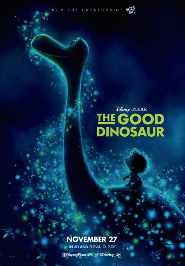 'The Good Dinosaur' is a visual treat