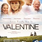 'Love Finds You in Valentine' just in time for Valentines Day