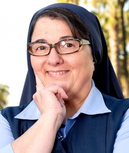 Sister Rose Pacatte, FSP