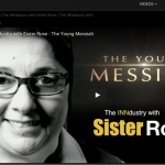 'The Young Messiah' on the red carpet with Sr Rose