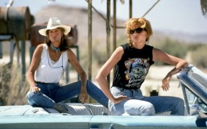 'Thelma & Louise' 25 years later still poses a challenge to male entitlement