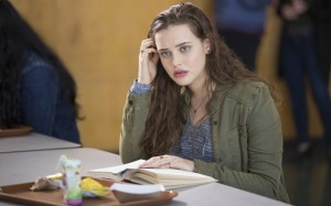 """Katherine Langford in the Netflix series """"13 Reasons Why"""" (Beth Dubber/Netflix)"""