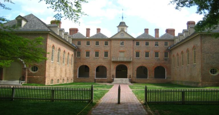 Wren Building, College of William and Mary