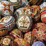 Pysanky - Ukrainian Easter eggs
