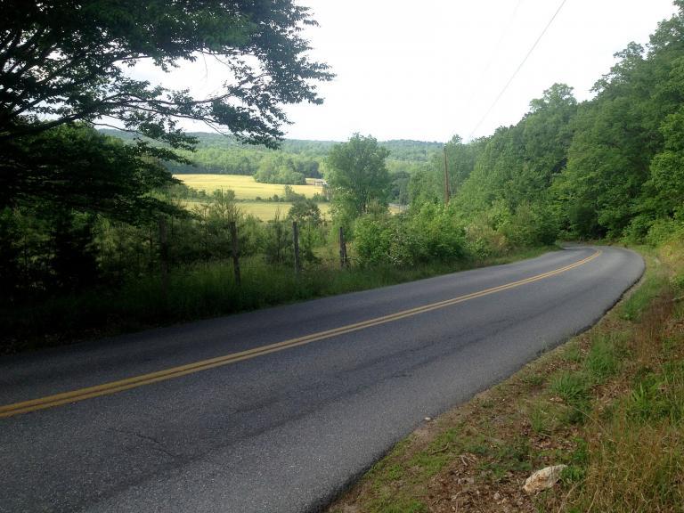 In rural Virginia