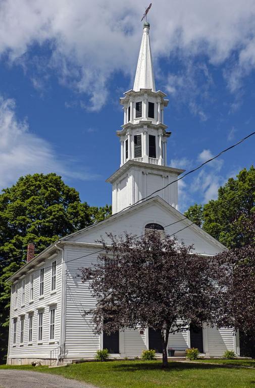 Dover NY church