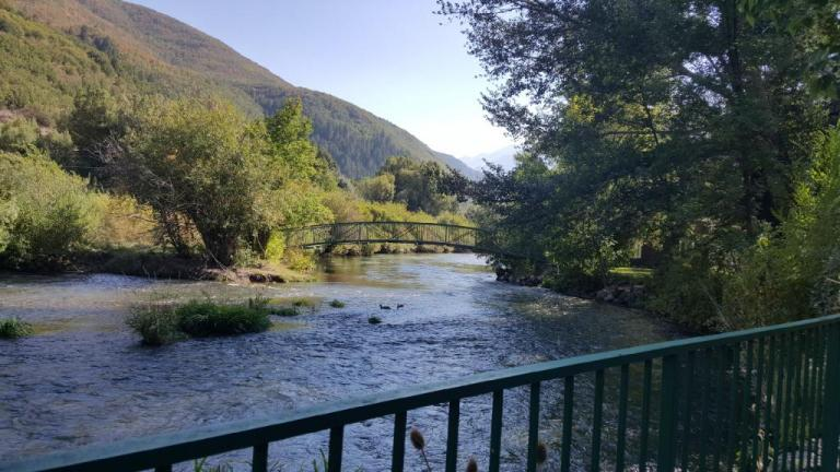 A branch of the Provo River