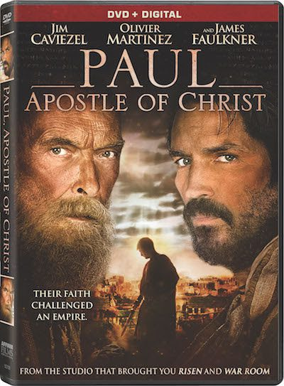 Watch Paul Apostle Of Christ Is Coming To Home Video In June