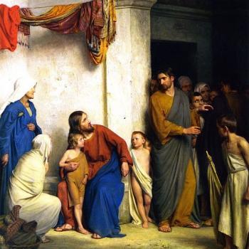 Temple teens serve god jesus