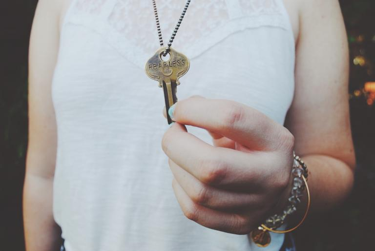 Are you already holding the key to happiness?