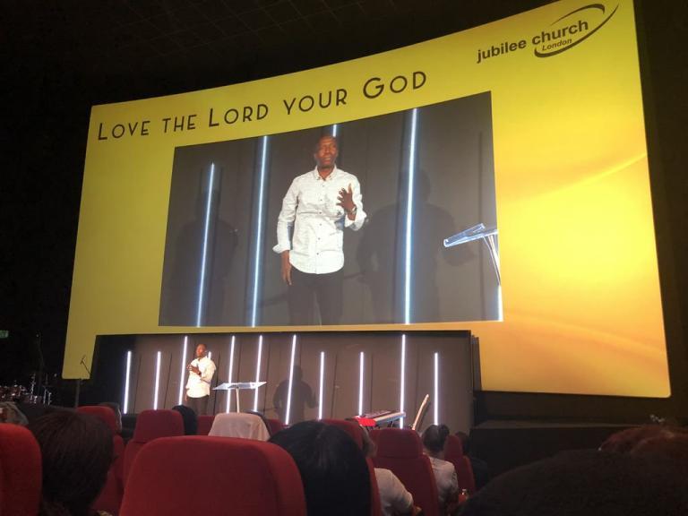 Loving God A Sermon by Tope Koleoso