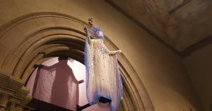Metropolitan Museum of Art Heavenly Bodies exhibit