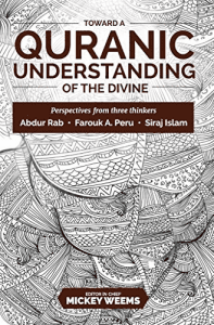 """Cover art of """"Toward a Qur'anic Understanding of the Divine"""""""