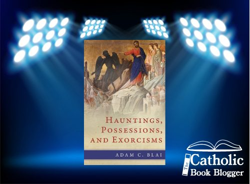 I have often written and in my podcasts spoken of, the very real battle surrounding all of us. Spiritual warfare is real. When it is said that the devil prowls around the earth looking to ruin the souls of man……it's true. Adam Blai explains the demonic in his must-read book Hauntings, Possessions, and Exorcisms Read more at http://www.patheos.com/blogs/catholicbookblogger/?p=7674#WfswLSXyqwPJ4mPE.99