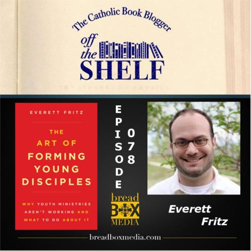 There's a crisis in youth ministry today and it not something that has happened overnight. It has been a slow creep over the last couple years. Everett Fritz joins me this week for a discussion on what we can do to right the ship when it comes to engaging youth and young adults in the faith. Listen in as we chat about what is is that teens need and Everett's two-fold solution to the problem with retaining youth that we have in the Church today which he maps out in his book The Art of Forming Young Disciples: Why Youth Ministries Aren't Working and What to Do About It