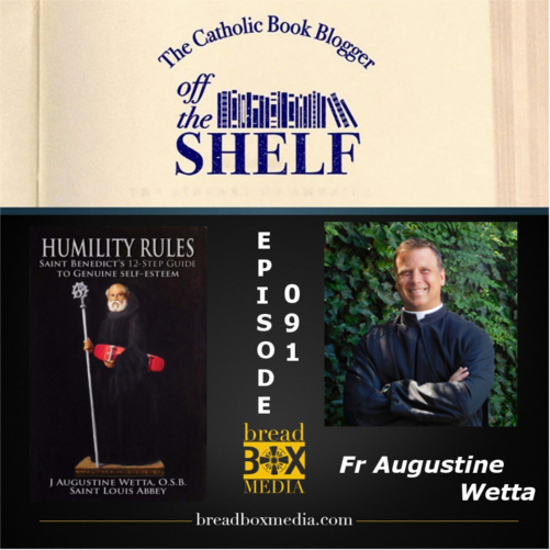 This week Father Augustine Wetta and I take a look at the often neglected virtue of humility. In his book Humility Rules: Saint Benedict's Twelve-Step Guide to Genuine Self-Esteem Father Wetta breaks down Saint Benedict's method into twelve pithy steps for finding inner peace in a way that can be applied to anyone's life. In today's society humility is a rarity. Join us and learn how to make it a part of your virtue toolbox.