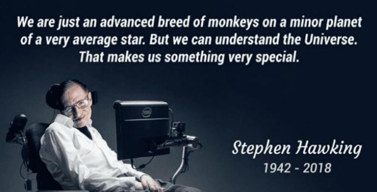 Stephen Hawking Atheist