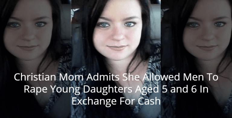 Christian Mom Morgan Summerlin Allowed Men To Rape Daughters For Cash (Image via Facebook)