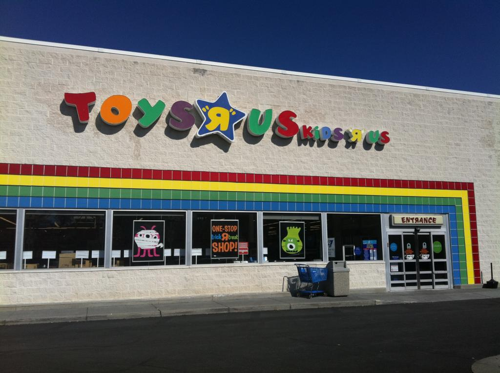 Toys At Toys R Us : Farewell toys r us