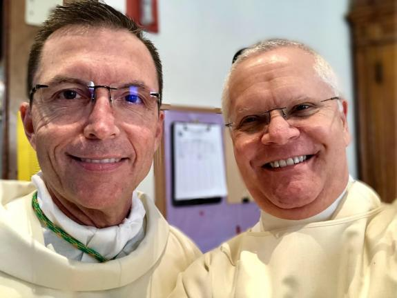 catholic single men in early branch Permanent deacons are men ordained to an office in the catholic church who normally have no intention or desire of becoming priests he can be single or married.