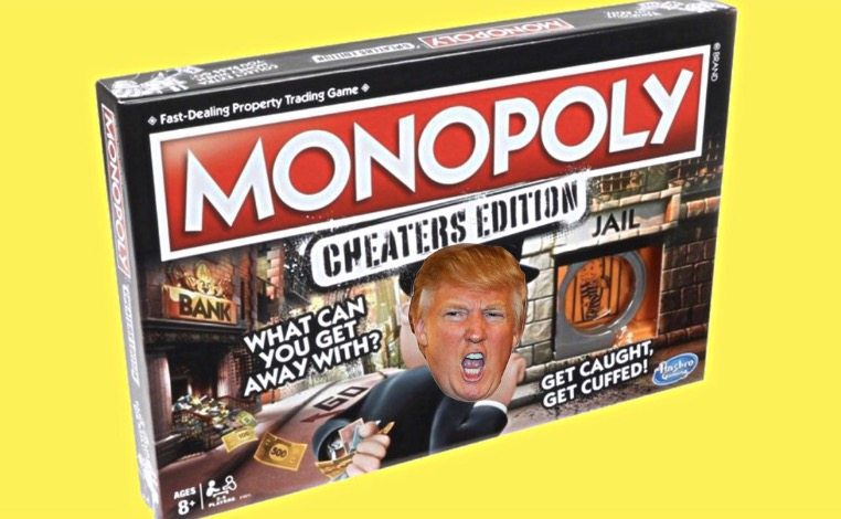 Monopoly Cheaters Edition Says Go Ahead, You Know You Want To