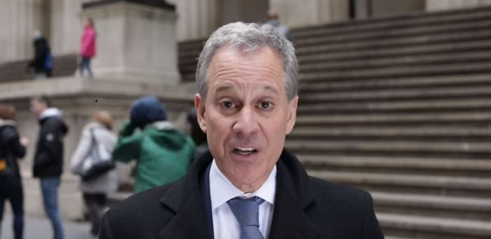 Schneiderman Wants Power to Prosecute Anyone Trump Pardons