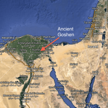 The Exodus Debunked: the Hyksos and the Land of Goshen