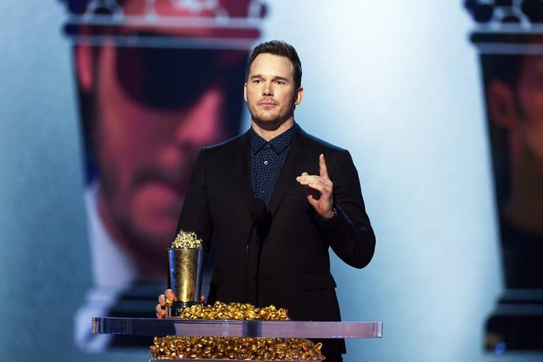 Christians: 'Don't be a Turd' About Chris Pratt's Acceptance Speech