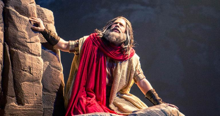 Image result for Moses' to Hit Theaters: