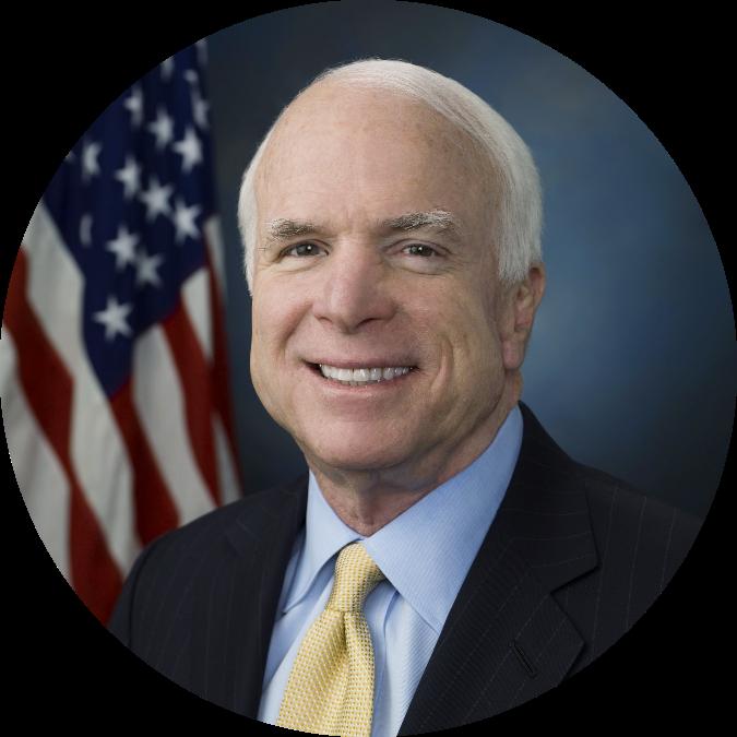 John Mccain: From Julian Hayda, On John McCain