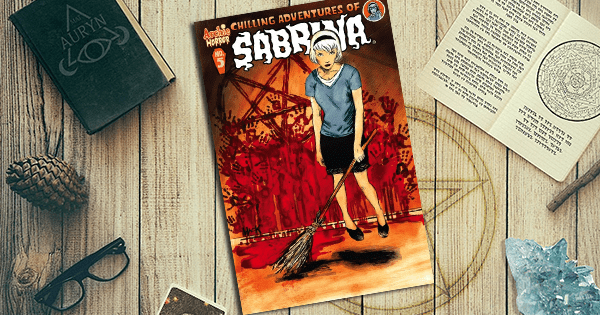Review The Chilling Adventures Of Sabrina Mat Auryn