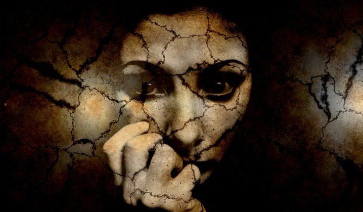 fear jungian psychology cracks transmuting negative energy