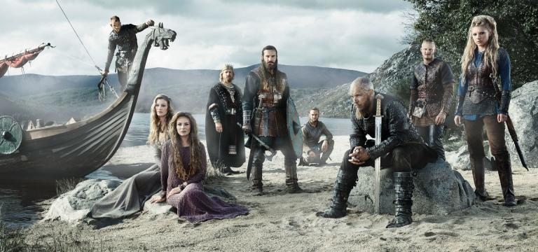 pagan vikings heathens norse tv show television